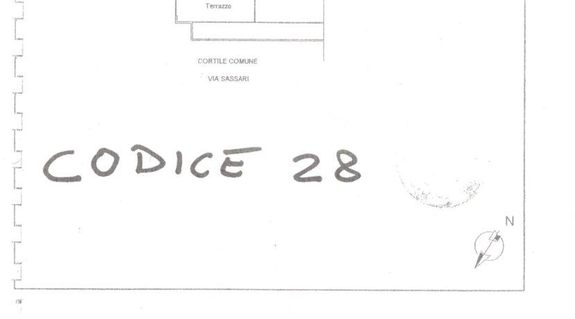 Codice 28 ex Stan